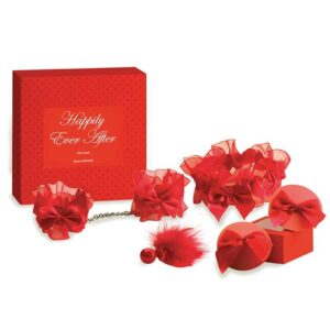 Bijoux Indiscrets - Happily Ever After Bridal Box Red Label 1/3