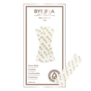 Bye Bra - Dress Tape 20 Strips 1/4