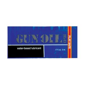 Gun Oil - H2O Water Based Lubricant 5 ml 1/1