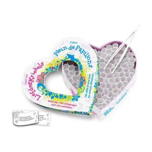 Hart Vol Liefdeskriebels & Coeur Plein de Papillons (NL-FR) 1/3