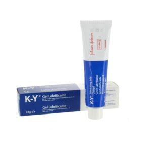 K-Y Lubricating Jelly 1/1