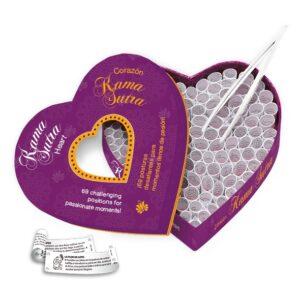 Kama Sutra Heart & Corazon Kama Sutra (EN-ES) 1/1