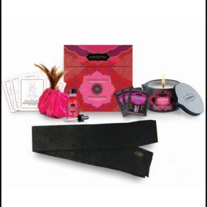 Kama Sutra - Treasure Trove Gift Set Strawberry 1/1