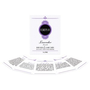 Kheper Games - Foreplay Bath Set 1/3