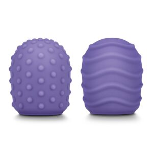 Le Wand - Petite Silicone Texture Covers 1/3
