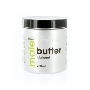 Male - Butter Lubricant 250 ml 1/2