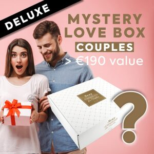 Mystery Love Box - For Couples (Deluxe) 1/3
