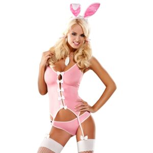 Obsessive - Bunny Suit Costume S/M 1/3