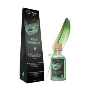 Orgie - Lips Massage KitApple 100 ml 1/1