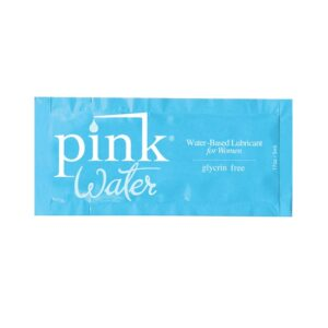 Pink - Water Water Based Lubricant 5 ml 1/1