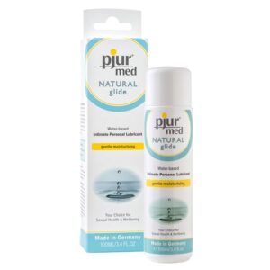 Pjur - MED Natural Glide Waterbased Personal Lubricant 100 ml 1/1