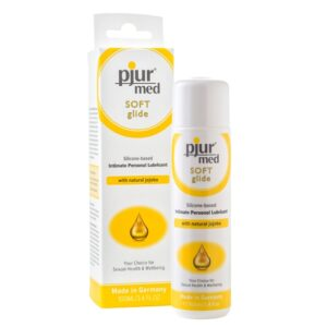 Pjur - MED Soft Glide Silicone Based Personal Lubricant 100 ml 1/2