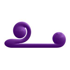 Snail Vibe - Vibrator Purple 1/3