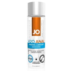System JO - Anal H2O Lubricant 240 ml 1/1