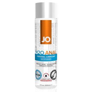 System JO - Anal H2O Lubricant Warming 120 ml 1/1