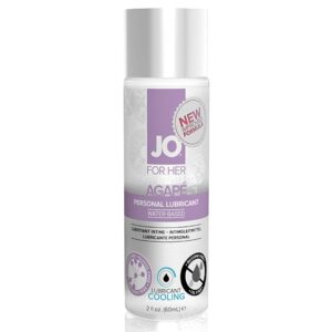 System JO - For Her Agape Lubricant Cool 60 ml 1/1