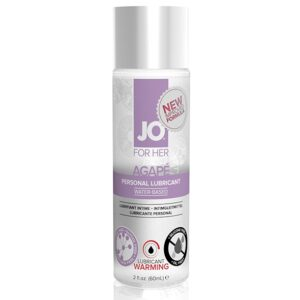 System JO - For Her Agape Lubricant Warming 60 ml 1/1