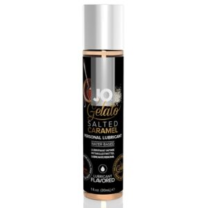 System JO - Gelato Salted Caramel Lubricant Water-Based 30 ml 1/1