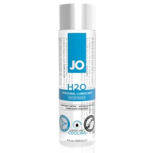 System JO - H2O Lubricant Cool 120 ml 1/1