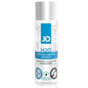 System JO - H2O Lubricant Cool 60 ml 1/1