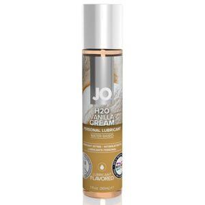 System JO - H2O Lubricant Vanilla 30 ml 1/1