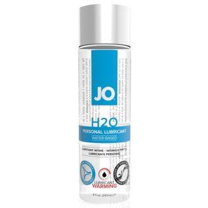 System JO - H2O Lubricant Warming 240 ml 1/1