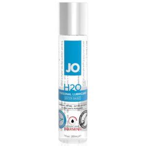 System JO - H2O Lubricant Warming 30 ml 1/1