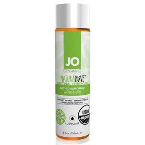 System JO - Organic NaturaLove Lubricant 120 ml 1/2