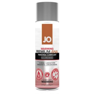 System JO - Premium Anal Silicone Lubricant Warming 60 ml 1/1
