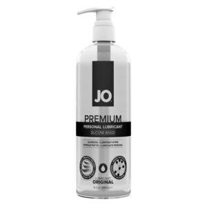 System JO - Premium Silicone Lubricant 480 ml 1/1