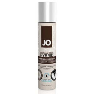 System JO - Silicone Free Hybrid Lubricant Coconut Cooling 30 ml 1/1
