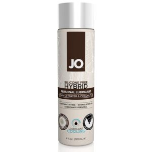 System JO - Silicone Free Hybrid Lubricant Coconut Cooling 120 ml 1/1