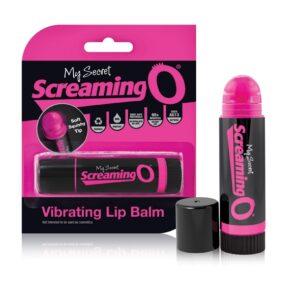 The Screaming O - Vibrating Lip Balm 1/4