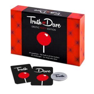 Truth or Dare Erotic Party Edition (EN) 1/3