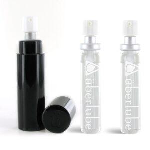 Uberlube - Silicone Lubricant Good-To-Go & Refills Black 1/2
