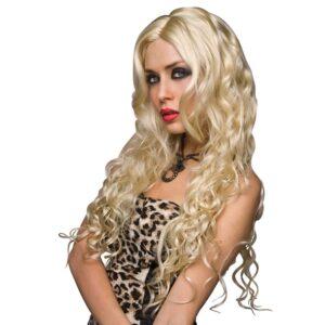 Wig Jennifer - Platinum Blonde 1/1